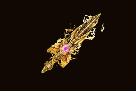 Treasure Sword Crusos