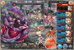 Medusa - Battle