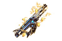 Dazzling Gold Carbine