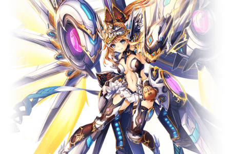 (Holy Armor Warrior) Athena Close