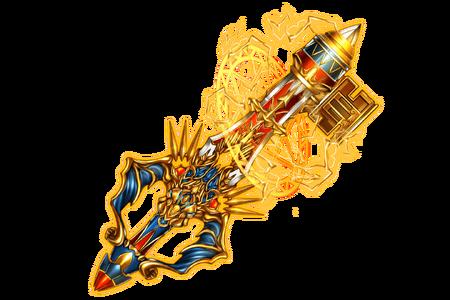 Lemegeton Key - Thunder