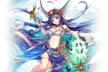 (Ruler of Sea Breezes) Poseidon Close