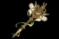Golden Staff Aeneas