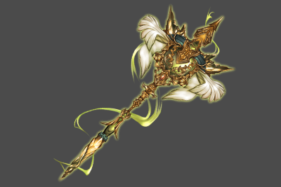 Golden Staff Aeneas