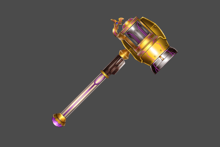 Revolver Hammer