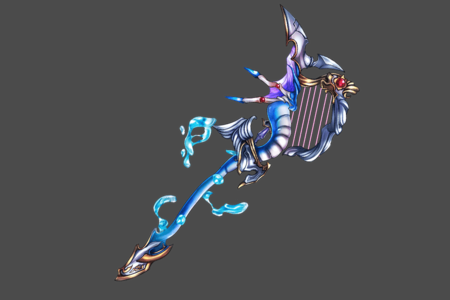 Serpent Dragon's Staff