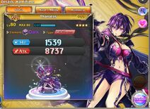 Thanatos with +99 Bonus Stats