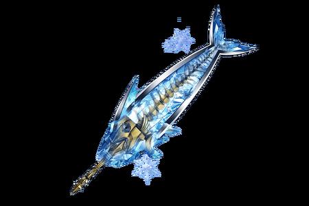 Ice Sword Fish