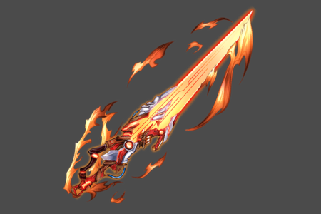 Holy Sword Ascalon