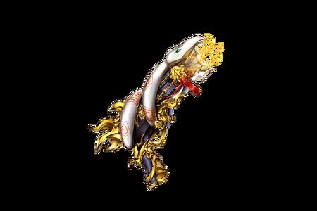 White Snake Gun