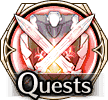 Active Raid Quest Button