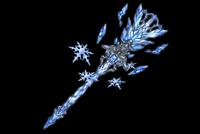 Snowy Staff Nibelheim