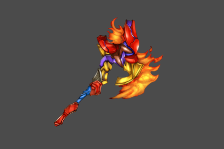 Heaven's Fire Axe