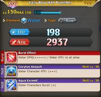 FLB Lazy Bow Hail Punisher +99