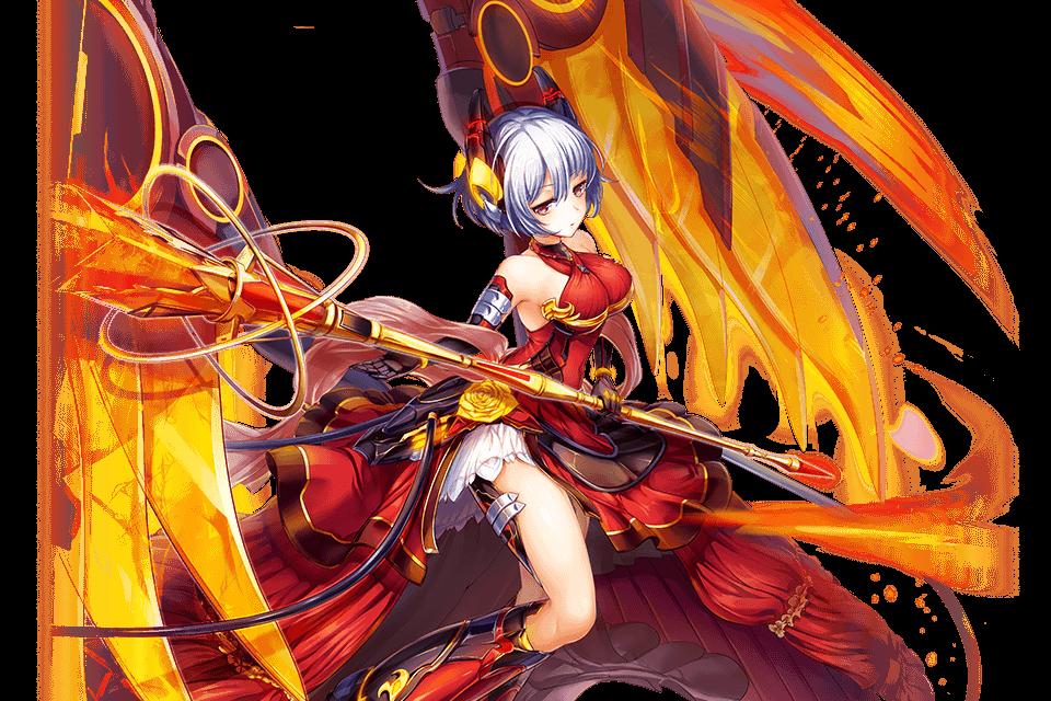 (Princess of Hellflame) Eligos Close