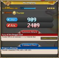 MLB Huanglong +99