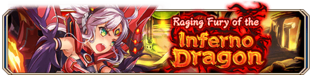 Raging Fury of the Inferno Dragon (Epic Quest) - Small Banner