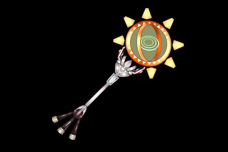 Celestial Staff