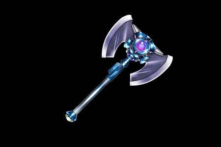 Silver Axe
