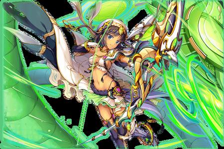 (Emerald Boa Archer) Atum Close