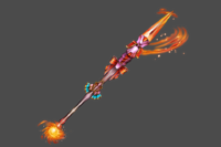 Hellfire Ignited Lance