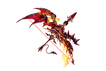 Fire Bow Guilty Wrath