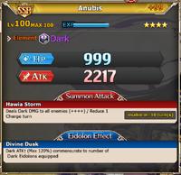 MLB Anubis +99