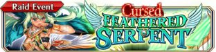 Curse of the Feathered Serpent(Small Banner)