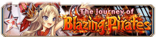 The Journey of Blazing Pirates (Epic Quest) - Small Banner