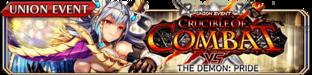 Crucible of Combat vs The Demon - Pride - Small Banner