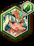 Quetzalcoatl Small Portrait