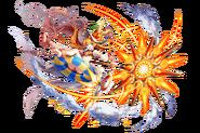 (Mid Summer Sun) Sol