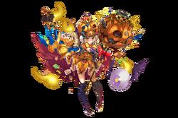 (Pretty Pumpkin) Artemis