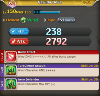 FLB Garuda Deva +99