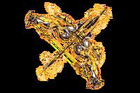 Thunderclap Bow Auricalcum