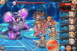 Kazuki Kazami - Battle
