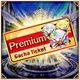 Premium Gacha Ticket
