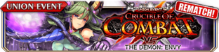 Crucible of Combat vs The Demon - Envy (Rematch) - Small Banner