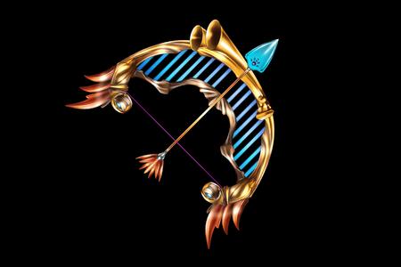 Lyre Bow Orpheus