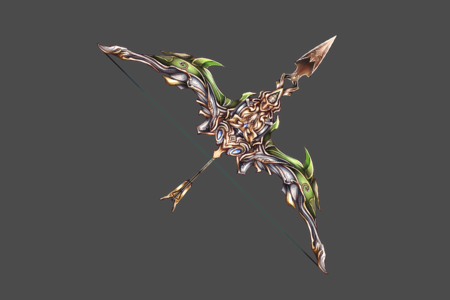 Star Wind Bow Hesperos