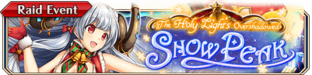 The Holy Light's Overshadowed Snow Peak (Small Banner)