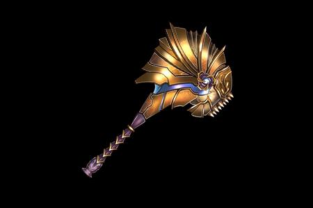 Lightning Hammer Yagrush