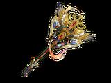 Shining Spirit Bird Ax
