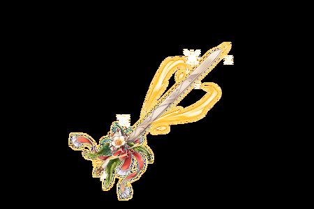 Pledge Sword Luna Wedding