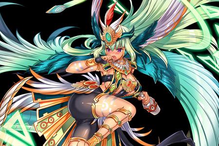 Quetzalcoatl Close