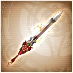 Lightning Sword Portrait