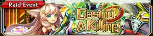 Casino a Killing - Small Banner