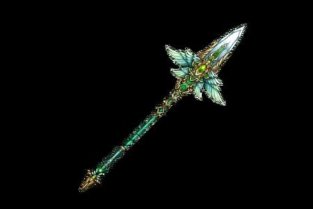Winged Spear Nau Kulate