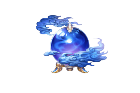 Sphere of Spiritual Water