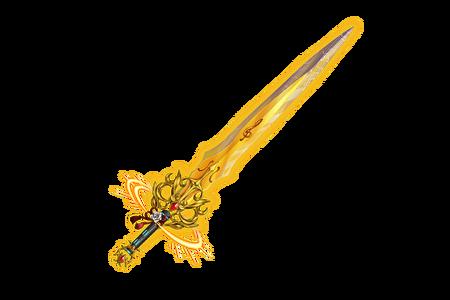 Shaking Sound Blade